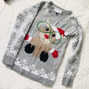 UGLY/cute Christmas sweater